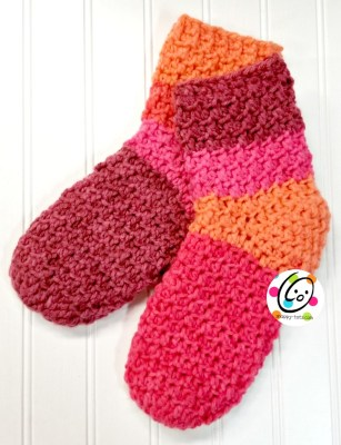 Free Pattern: Snappy Sockers