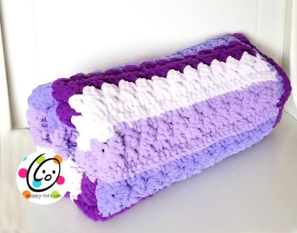 Free Pattern Lucys Blanket