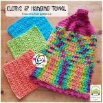Free Pattern: On the Road Cloths