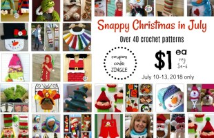 Snappy Christmas in July