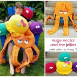 Crochet Pattern: Meet Hector and the Jellies