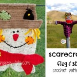 New Pattern: Crochet Scarecrow