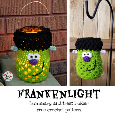 Free Pattern: Frankenlight