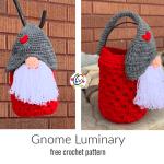 Free Pattern: Gnome Luminary