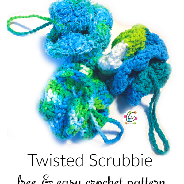 Weekly Wash #7: Twisted Scrubbie