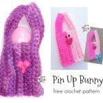 Free Pattern: Pin Up Bunny