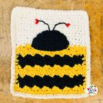 Weekly Wash #19: Bee Square