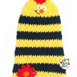 Weekly Wash #13: Bee Happy Hanging Towel
