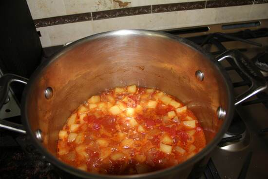 Maple-Bourbon Apple Barbecue Ribs Recipe   SnappyGourmet.com