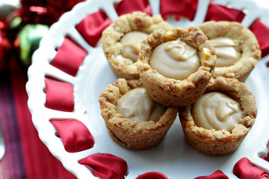 Elvis Inspired Cookie Cups Recipe | SnappyGourmet.com