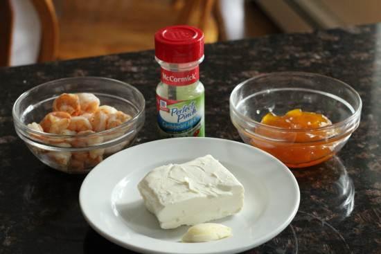 Caribbean Shrimp Spread Recipe | SnappyGourmet.com