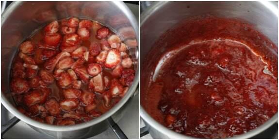 Strawberry Daiquiri Pie Pops | snappygourmet.com
