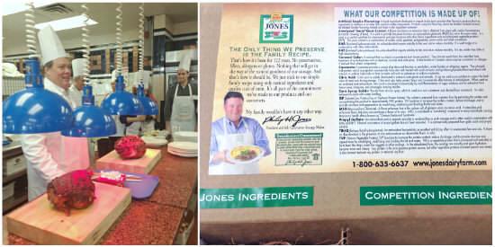 Day with Jones Dairy Farm | snappygourmet.com