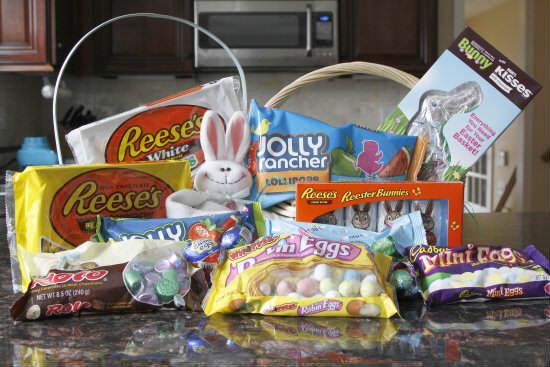 Malt Easter Bark Candy Recipe | snappygourmet.com