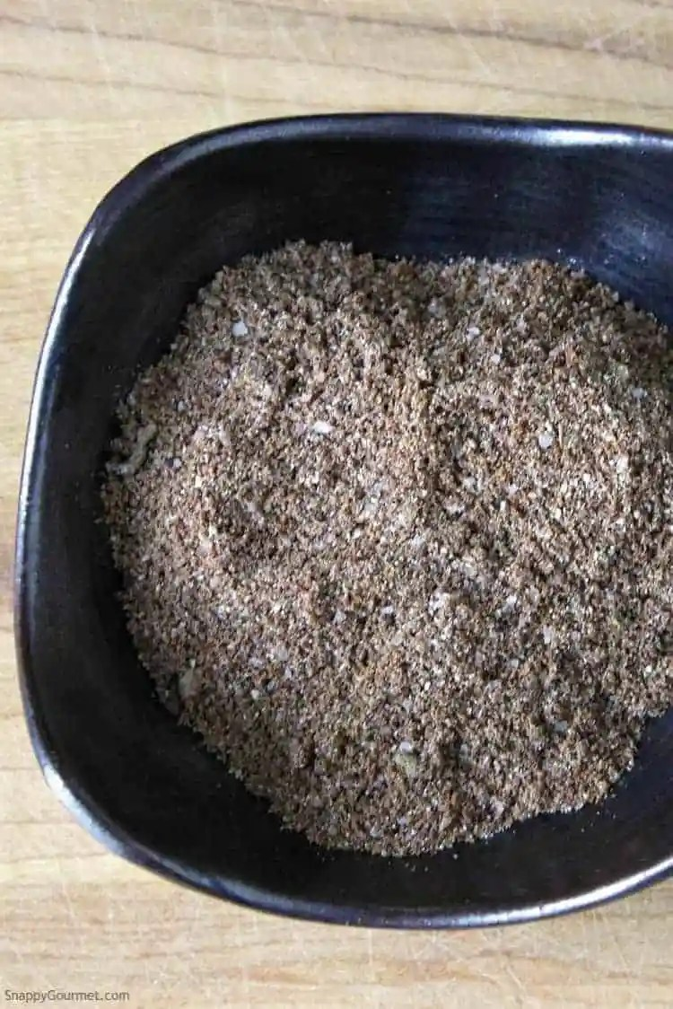 Garlic Herb Homemade Taco Seasoning recipe - make your own taco seasoning