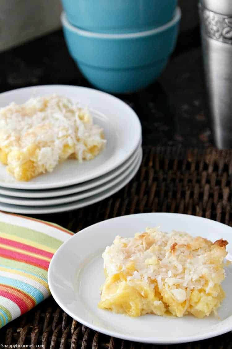 Pina colada coconut cake recipe easy