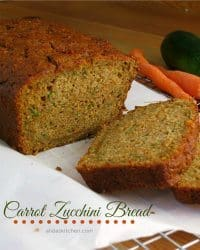 70+ Best Zucchini Recipes (Carrot Zucchini Bread Recipe) | SnappyGourmet.com