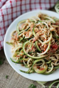 70+ Best Zucchini Recipes (Spiralized Zucchini Noodles Recipe)   SnappyGourmet.com