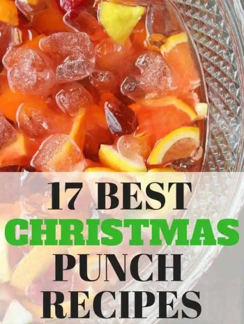 Christmas Punch Recipes