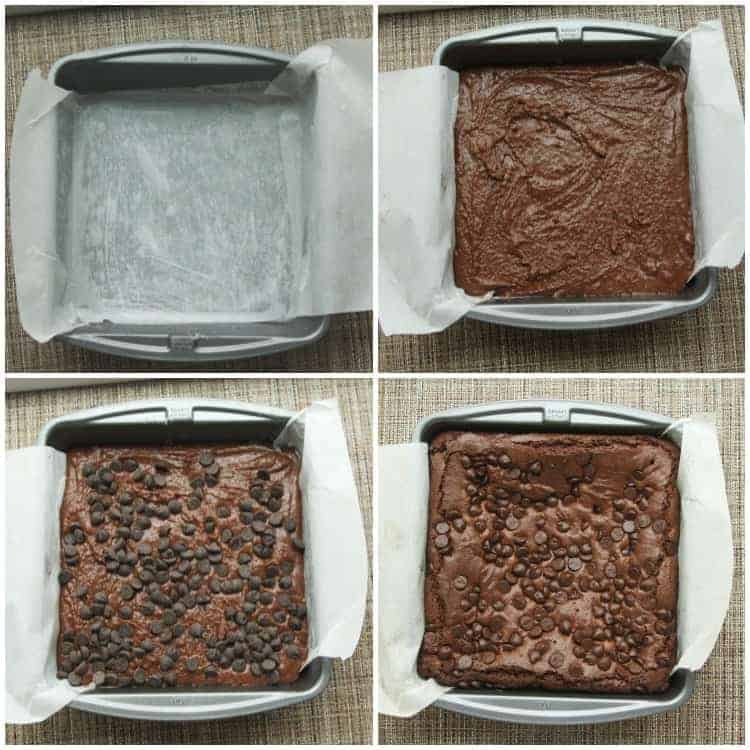 Almond Flour Brownies Recipe - Easy homemade fudgy gluten free brownies