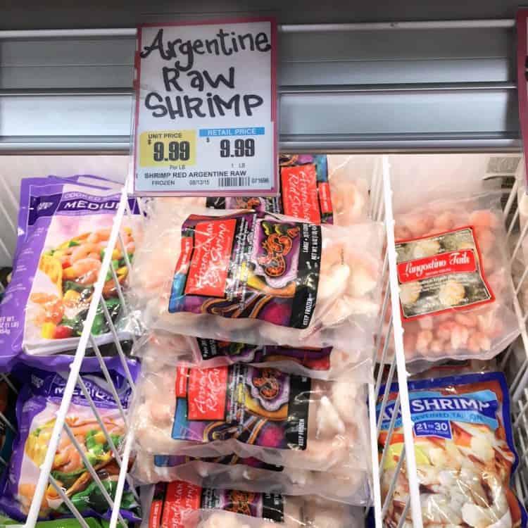 Best Trader Joe's Products (shrimp)