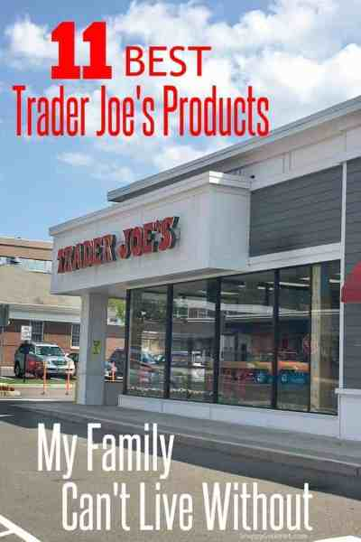 Best Trader Joe's Products - 11 of the Best Trader Joe's Products My Family Can't Live Without