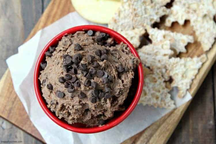 Chocolate Cannoli Dip - how to make cannoli dip with chocolate
