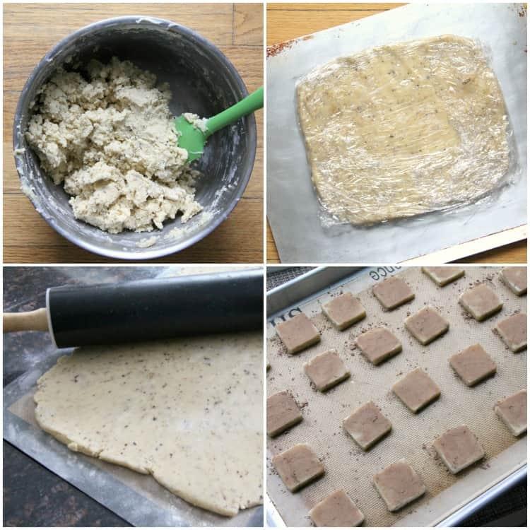 Tiramisu Cookie dough