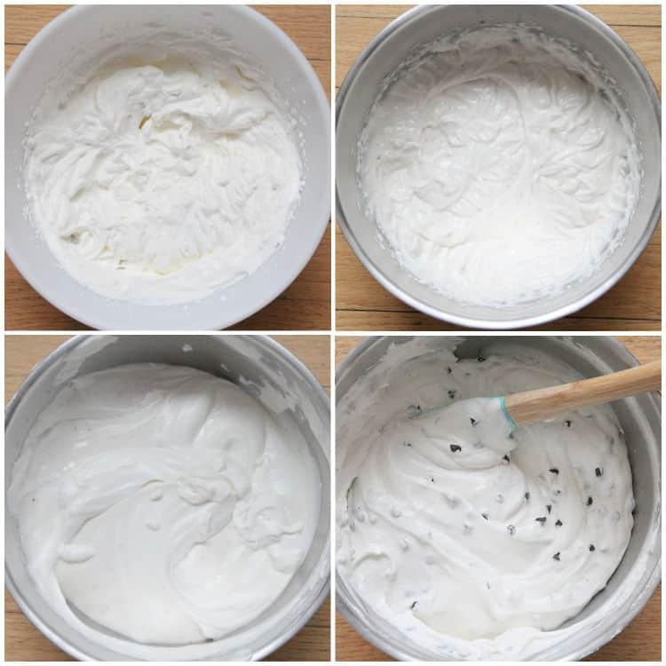 steps to how to make cannoli cream