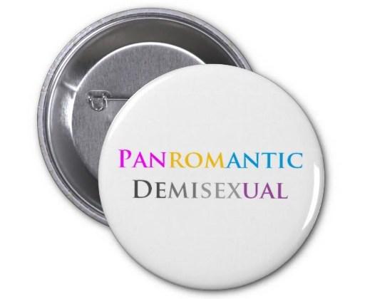 Panromantic Demisexual