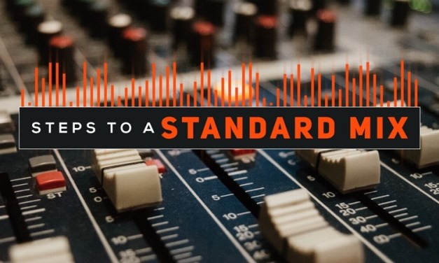 Steps To A Standard Mix (ShareFaith.com)