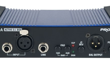 Gear Review: Proel DB1A and DB2A Direct Boxes (SPL Network)
