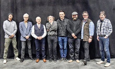 Following King Crimson On Tour @ TonyLevin.com
