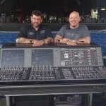 Rob Zombie Out with Dual Yamaha RIVAGE Digital Audio Consoles