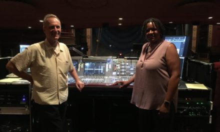 Sound Designer Lehrer Takes Yamaha PM10 For A 'Ride' On Broadway