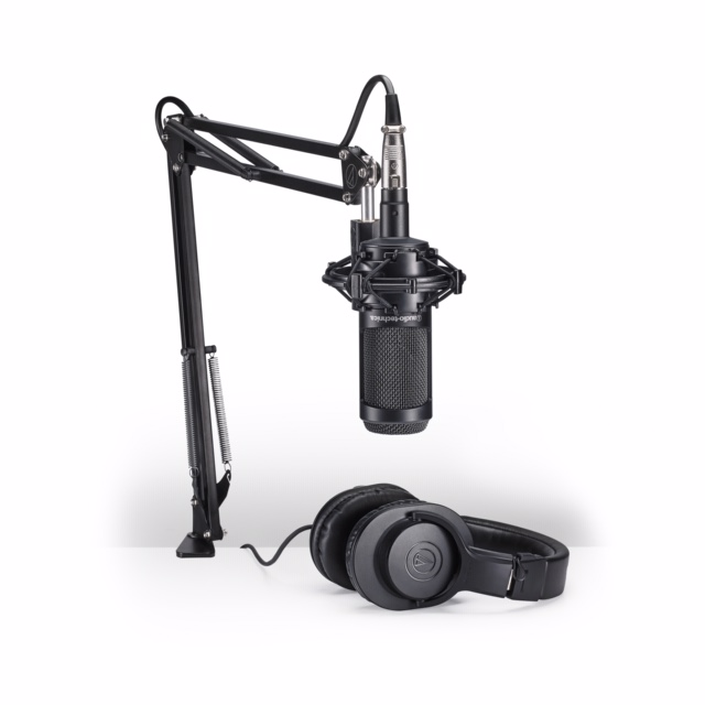 Audio-Technica Offers New Bundles For Content Creators and Drummers