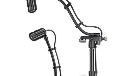 Audio-Technica Offers Two New ATM350a Cardioid Condenser Instrument Microphone Systems