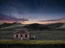 A Composite of all that I saw in Burra last Saturday afternoon/Evening.
