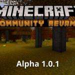 Community Revamp [Alpha 1.0.1 out!]
