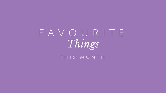 Favourite things 3