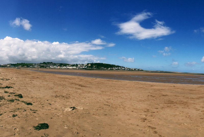 appledore from instow north devon coast