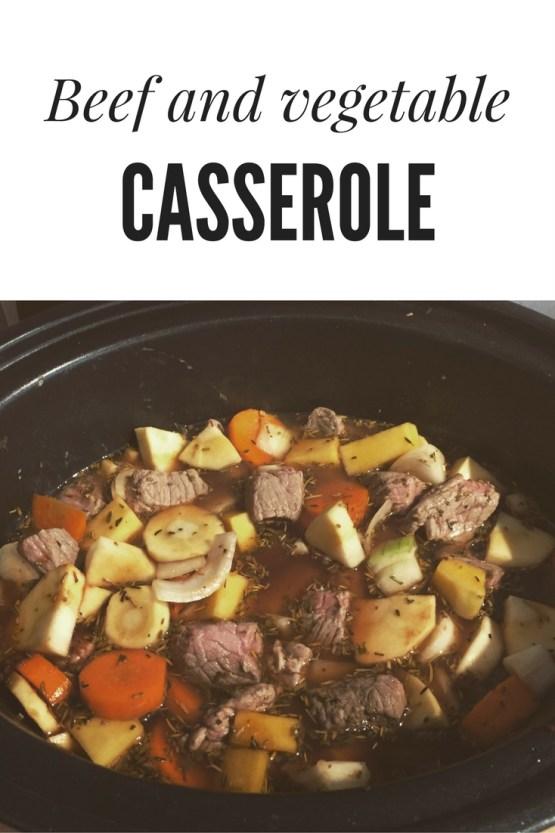 casserole
