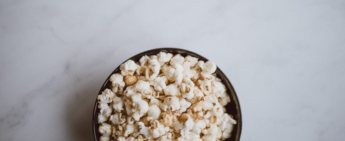 popcorn bowl tv shows watching recently