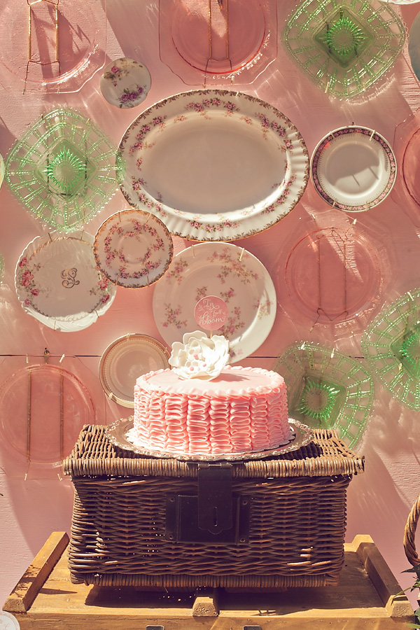 french-baby-shower-cake-and-plate-backdrop