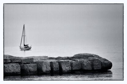 Melancholy Coast Line