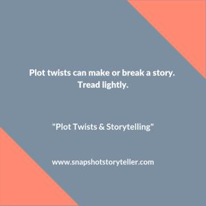 Snapshot Storytelling |