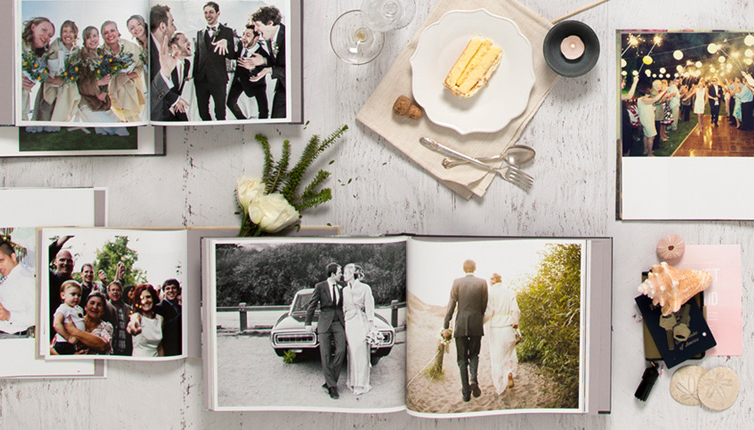 Wedding Photobook Ideas