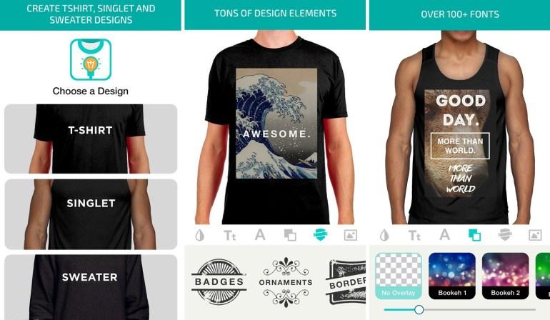 aplikasi desain baju Design Clothes