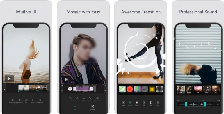 aplikasi edit video iphone vllo