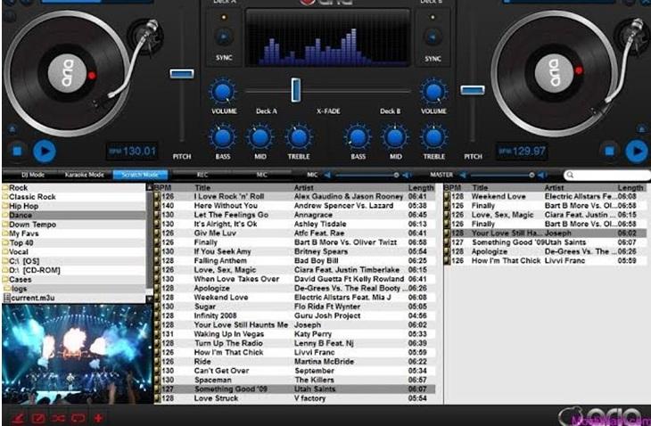 aplikasi karaoke pc aria